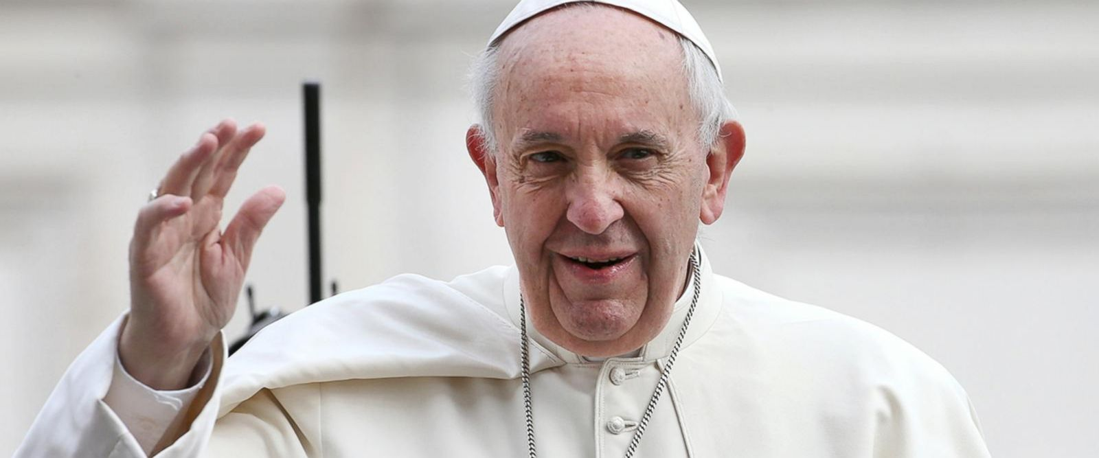VIDEO: Pope Francis embracing gay Catholics?