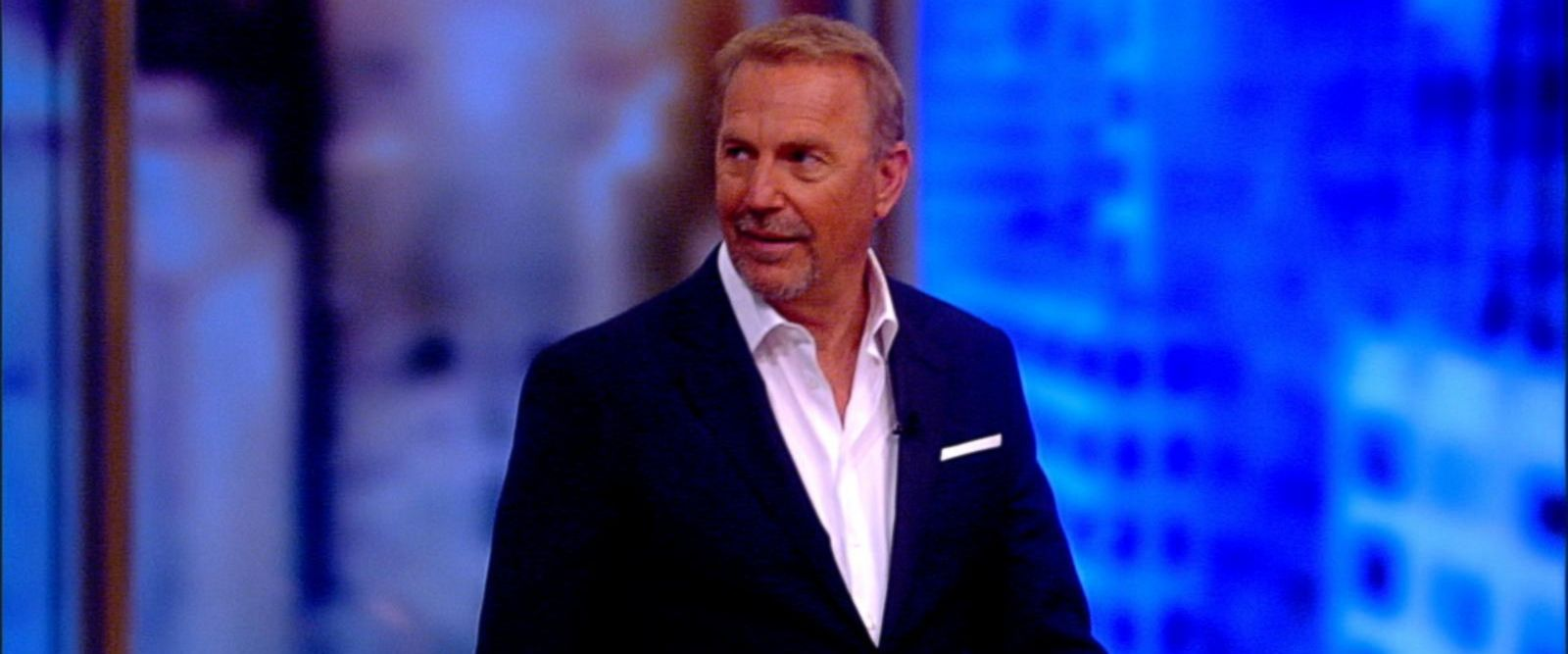 VIDEO: Kevin Costner talks immigration crisis, latest project