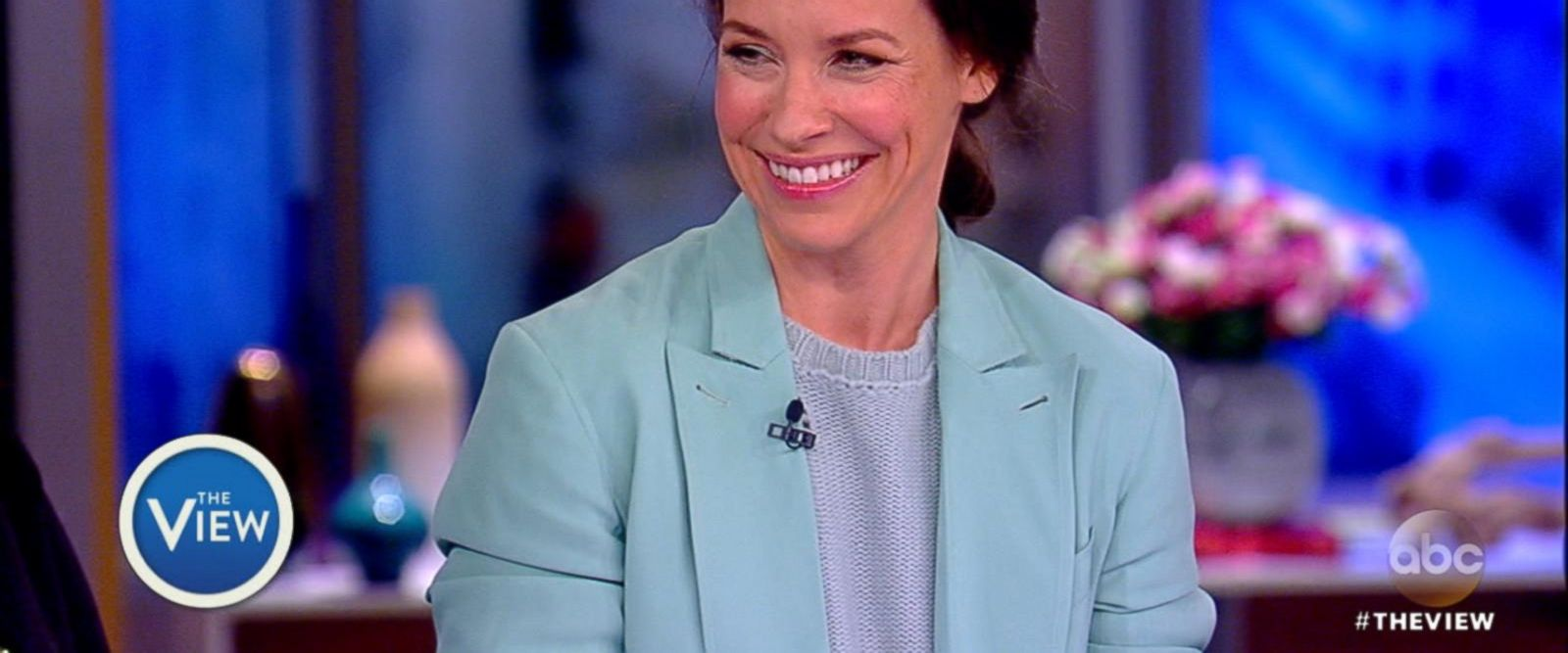 VIDEO: Evangeline Lilly on making history in 'Ant-Man and the Wasp'