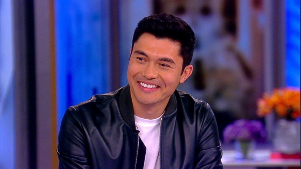 'Crazy Rich Asians' star Henry Golding on controversy behind his casting in  the film: 'I'm Asian through and through' - ABC News