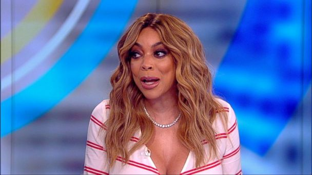 Wendy Williams' new hot topic: Helping substance abusers