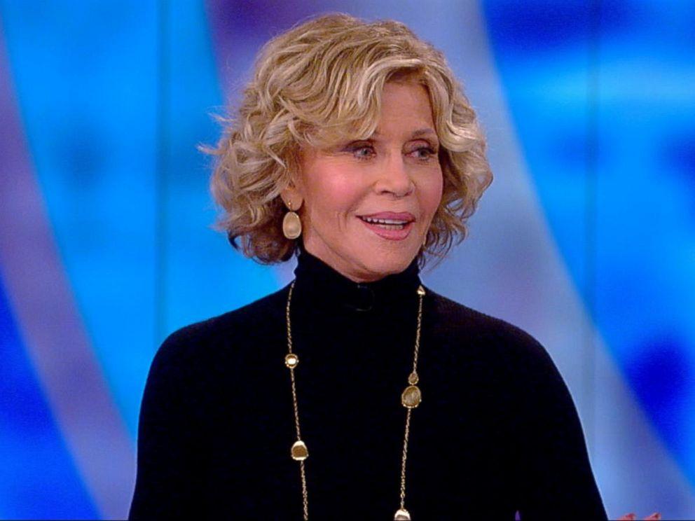 VIDEO: Jane Fonda on why she believes we should love Trump