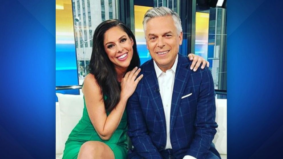 Abby Huntsman calls her father's cancer diagnosis 'a wake-up call'
