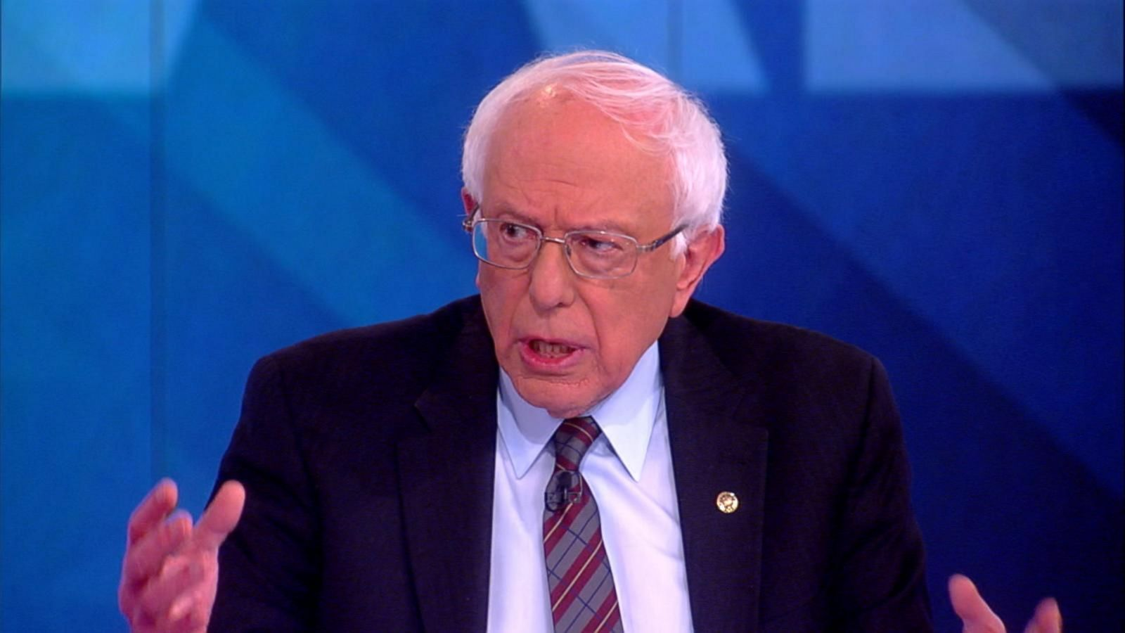 041535a5 Bernie Sanders mulling 2020 run: Trump must be 'defeated' - ABC News