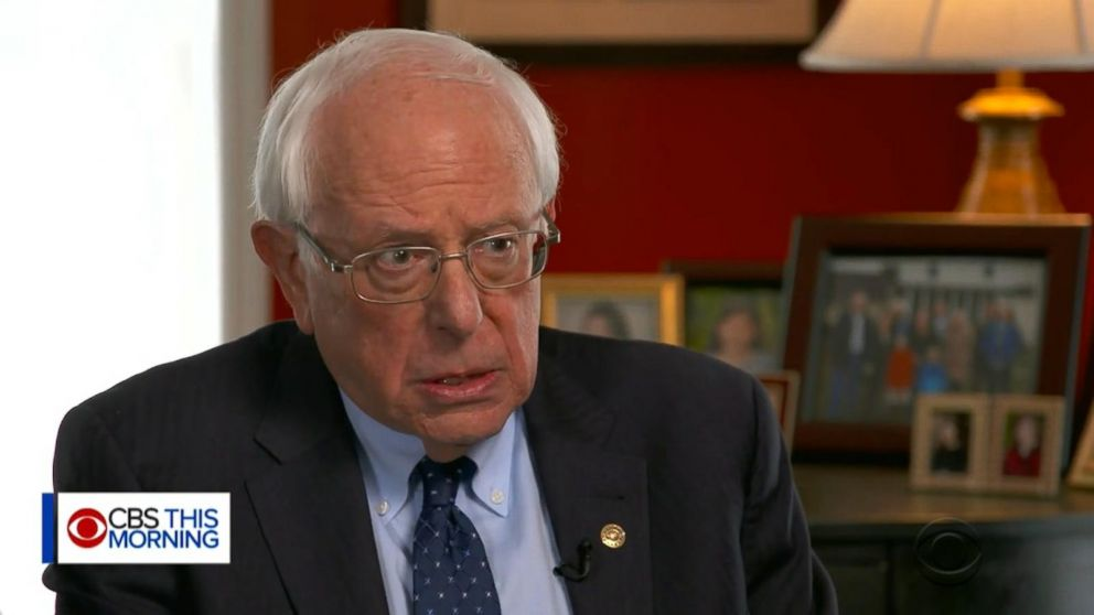 Bernie Sanders announces 2020 run