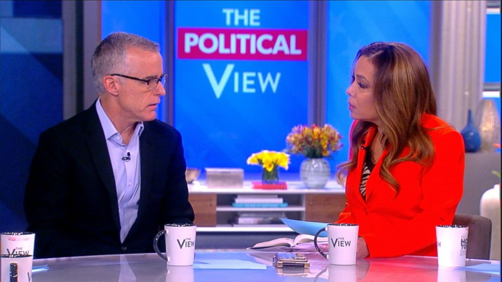 Andrew McCabe on his criticisms of former Attorney General Jeff Sessions