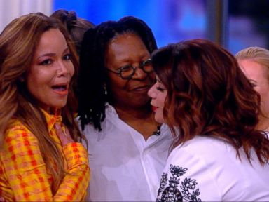 WATCH: Whoopi Goldberg makes a surprise return to 'The View'