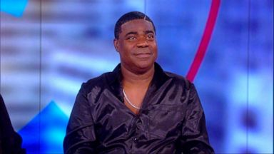 Tracy Morgan on his modeling career, 'The Last O G ' and his