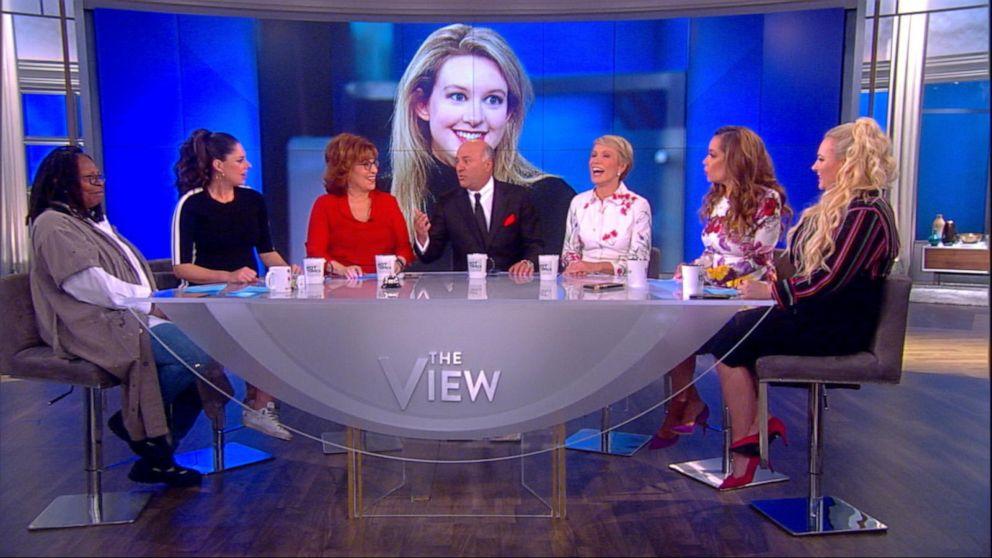 Shark Tank' stars discuss how the Elizabeth Holmes' story