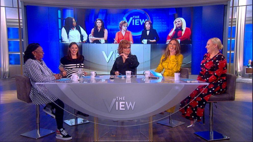 'The View' co-hosts respond to 'Saturday Night Live' parody