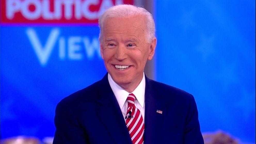 Joe Biden on his 2020 run and Barack Obama