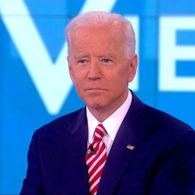 Joe Biden gives Meghan McCain advice about grieving her late father, Sen   John McCain