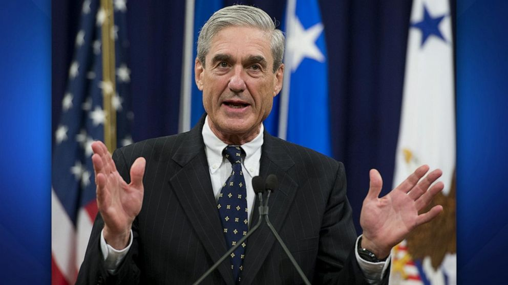 Special Counsel Robert Mueller's objection to AG William Barr's letter