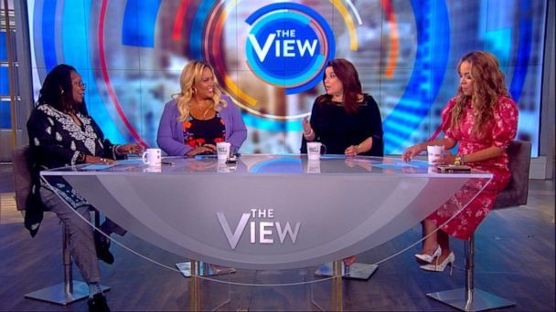 The view hot topics