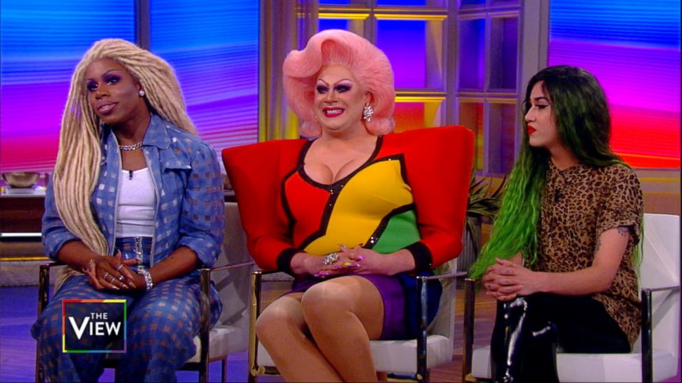 RuPaul's Drag Race' stars breakdown New York Magazine's