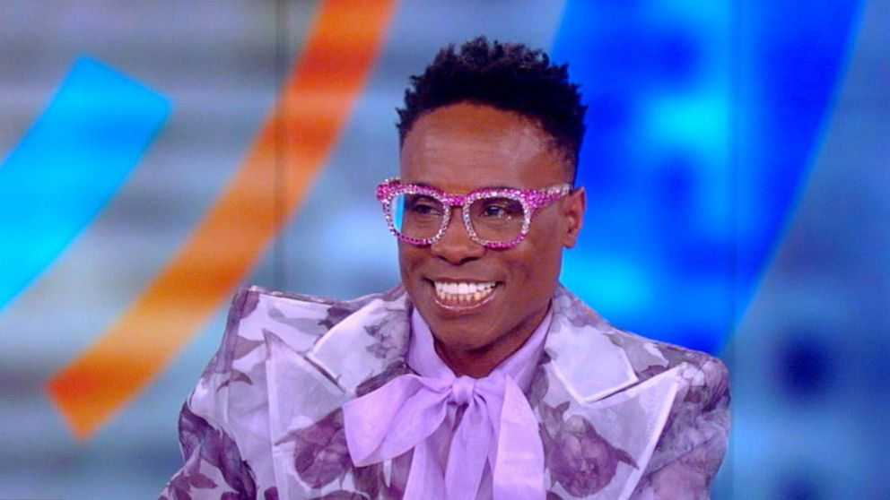 Billy Porter says history is repeating itself in America for LGBTQ