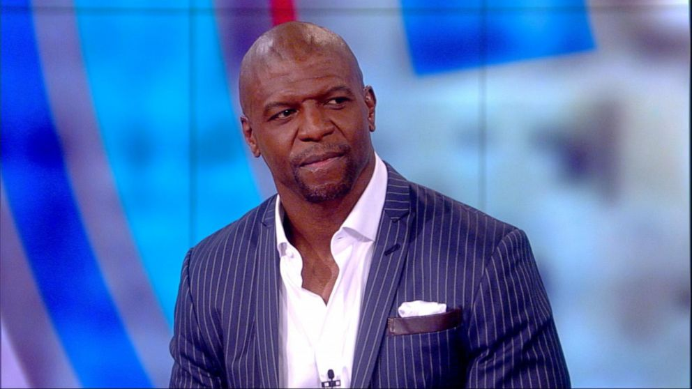 Terry Crews says 'Every man at some time in his life is either a fool, a victim or a king'