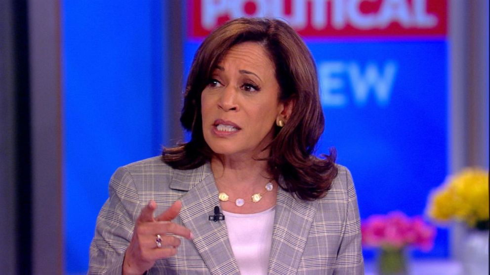 Kamala Harris' dual roles, 'mixed record' with the death penalty