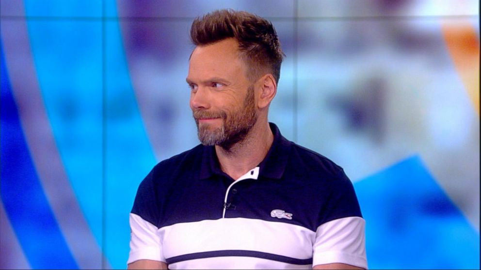 Joel McHale dishes on the difficulties of being a dog dad