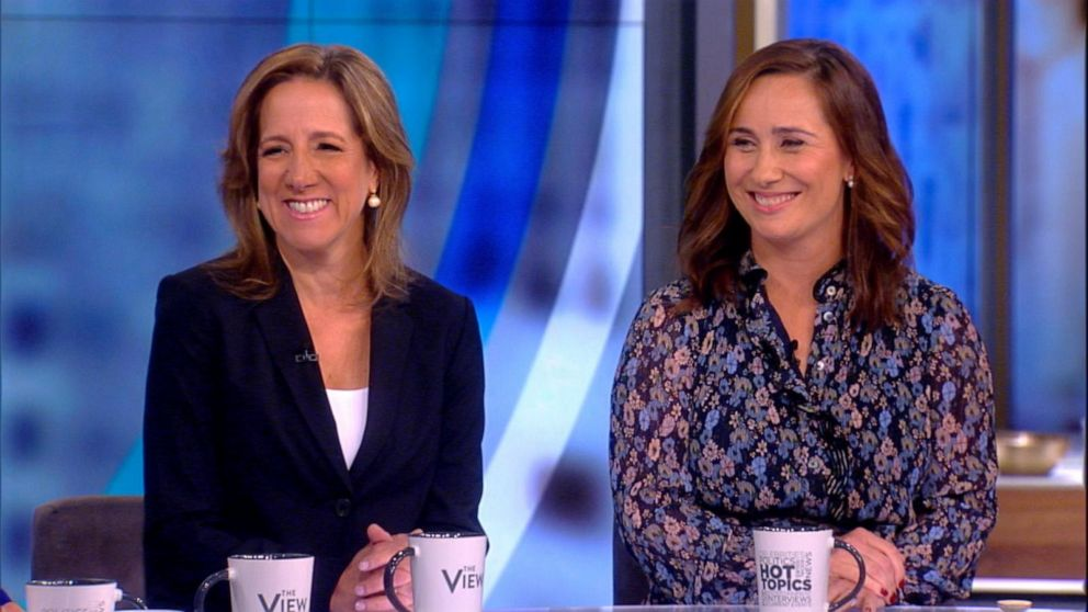 Reporters behind new Kavanaugh book address controversy on 'The View'