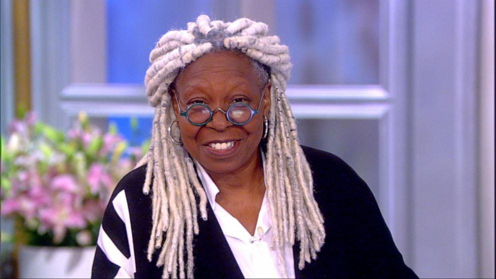 Whoopi Goldberg reveals why she's rocking new hair on 'The View ...