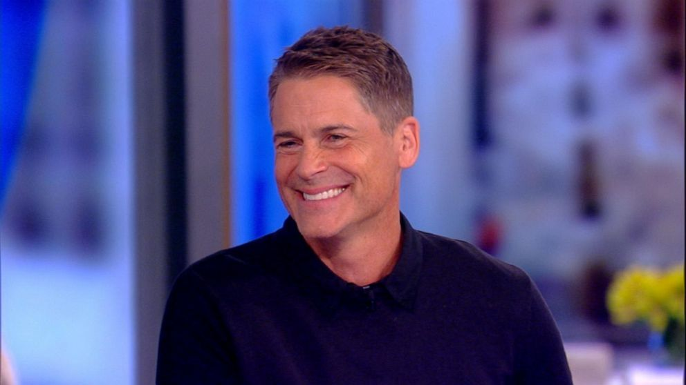 Rob Lowe says 'St. Elmo's Fire' co-star Demi Moore was 'huge inspiration' to get sober