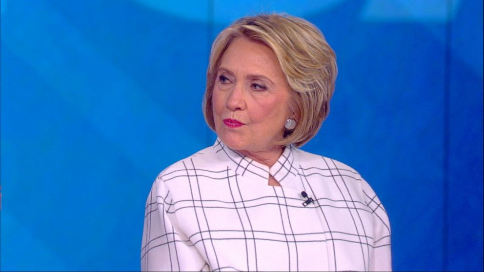 Hillary Clinton says Russians are 'grooming' a 2020 candidate for third-party run