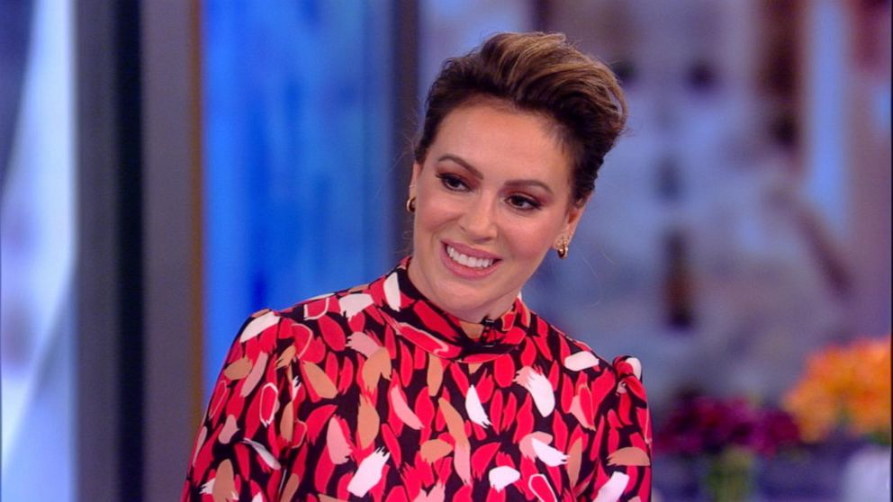 Alyssa Milano on sharing alleged sexual assault story 25 years later