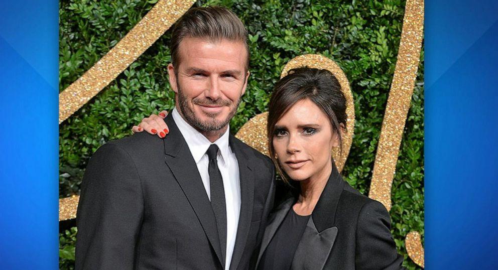'Lucky' to have David Beckham as a 'soul mate': Victoria Beckham