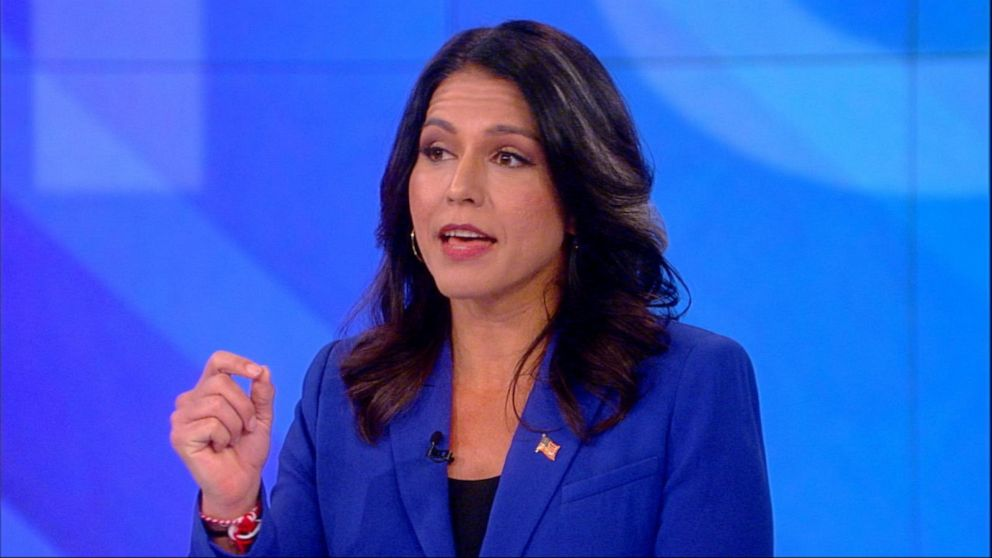 Gabbard lawyers call out-of-context Clinton comments 'defamatory,' demand she issue a retraction