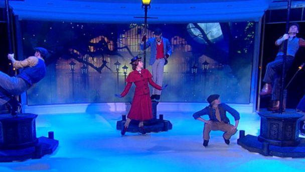 'Disney On Ice: Road Trip Adventures' performs