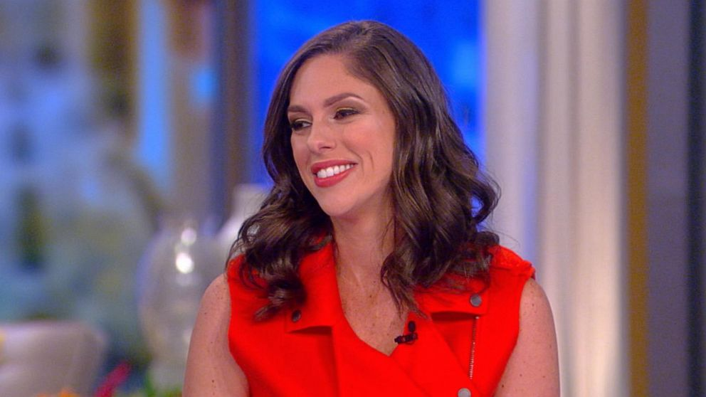 Abby Huntsman shares emotional farewell message on 'The View'