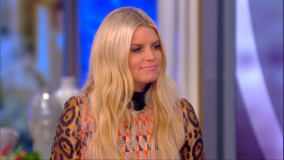 Jessica Simpson Opens Up About Sexual Abuse And Sobriety Video Abc News