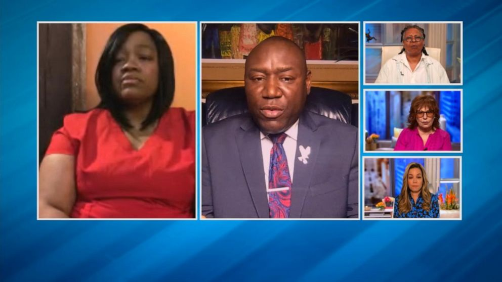 Mother Of Police Involved Shooting Victim Breonna Taylor And Family Attorney On The View Abc News