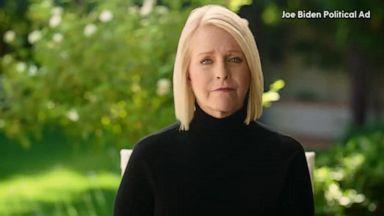 VIDEO: Cindy McCain on endorsing Joe Biden