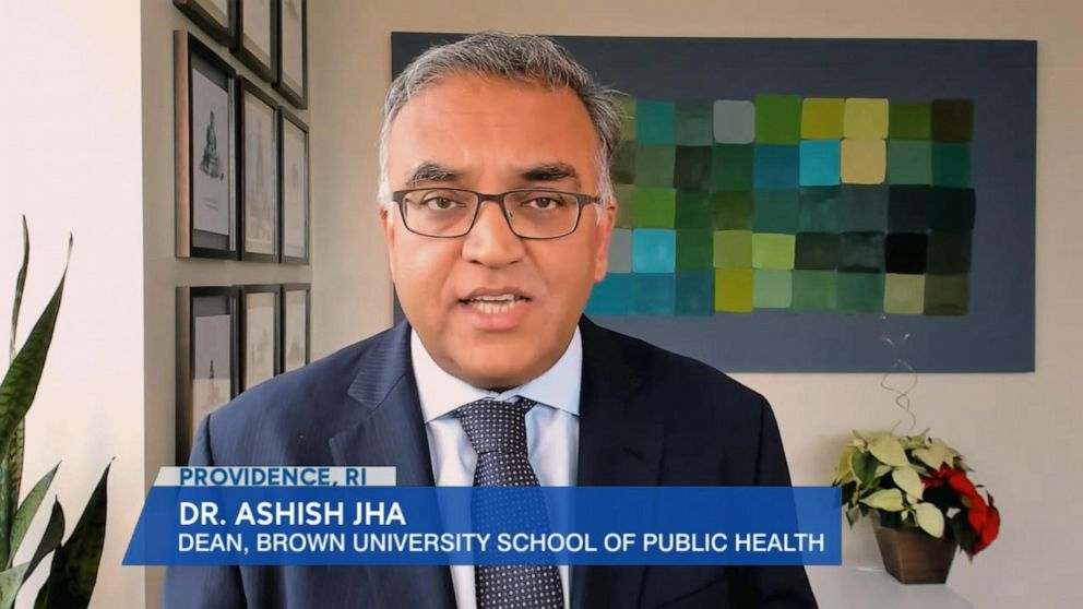 Dr. Ashish Jha shares what he believes Americans need to prepare for in  weeks ahead Video - ABC News