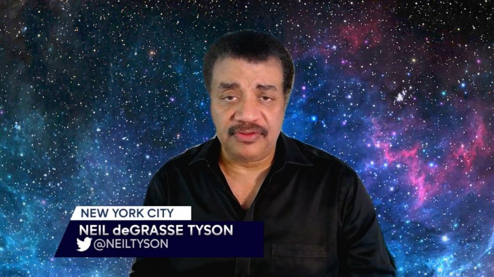 Neil deGrasse Tyson weighs in on Pentagon UFO report and alien life