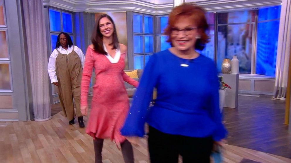 """The View"" co-host Abby Huntsman announced Wednesday that she is pregnant with twins."