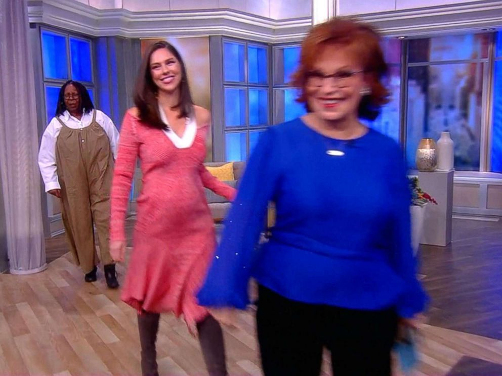 PHOTO: The View co-host Abby Huntsman announced Wednesday that she is pregnant with twins.