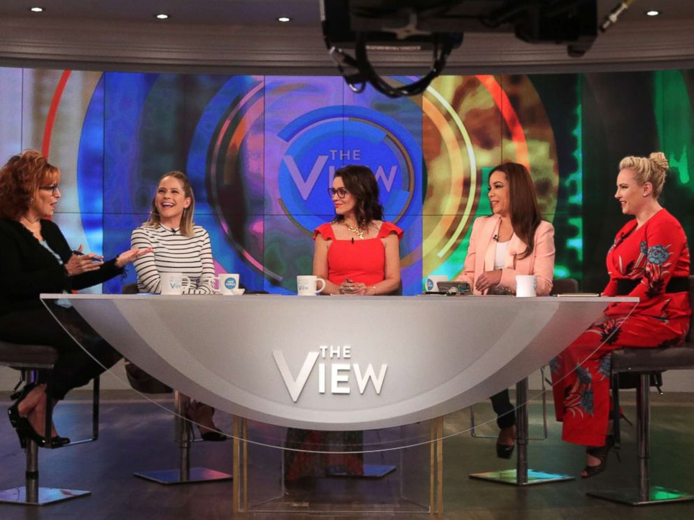 PHOTO: Alyssa Milano joined The View on May 18, 2018, to discuss her activism with the #MeToo movement and working to get care for those with mental illness.
