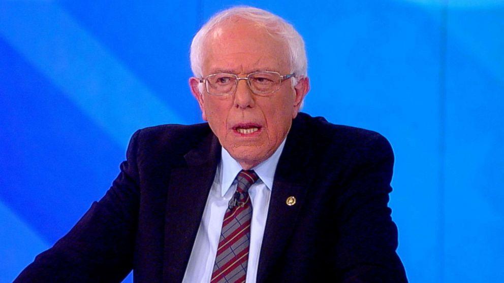 Bernie Sanders mulling 2020 run: Trump must be 'defeated ...