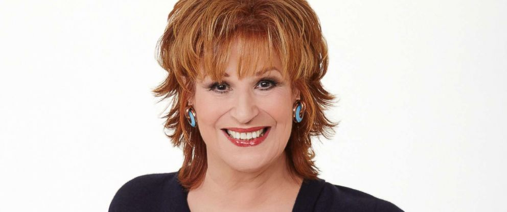 "PHOTO: Joy Behar is a co-host on ABCs ""The View"" which airs Monday-Friday (11:00 am-12:00 pm, ET) on the ABC Television Network."
