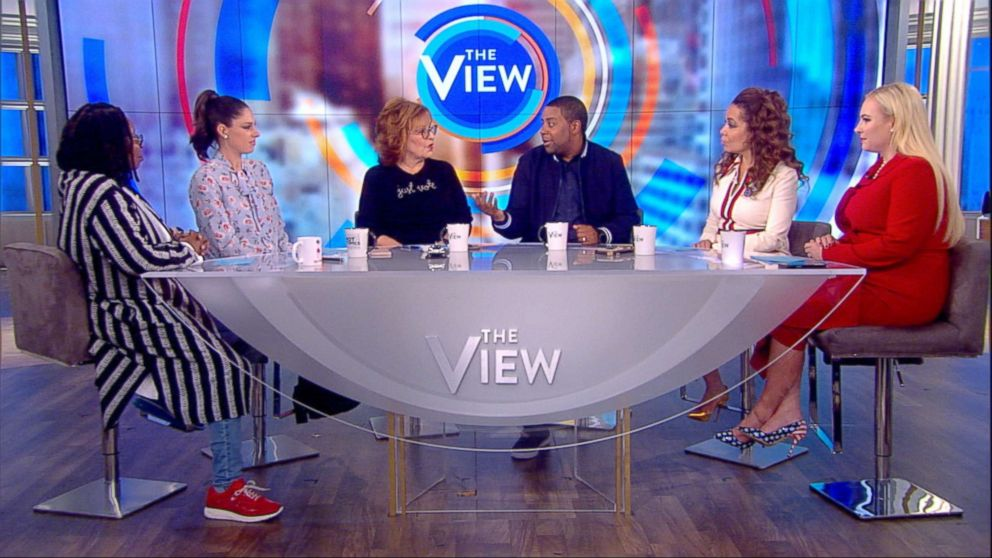 PHOTO: Kenan Thompson appears on The View, Nov. 6, 2018.