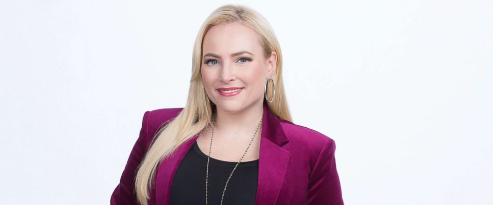 "PHOTO: Meghan McCain is a co-host on ABCs ""The View."""