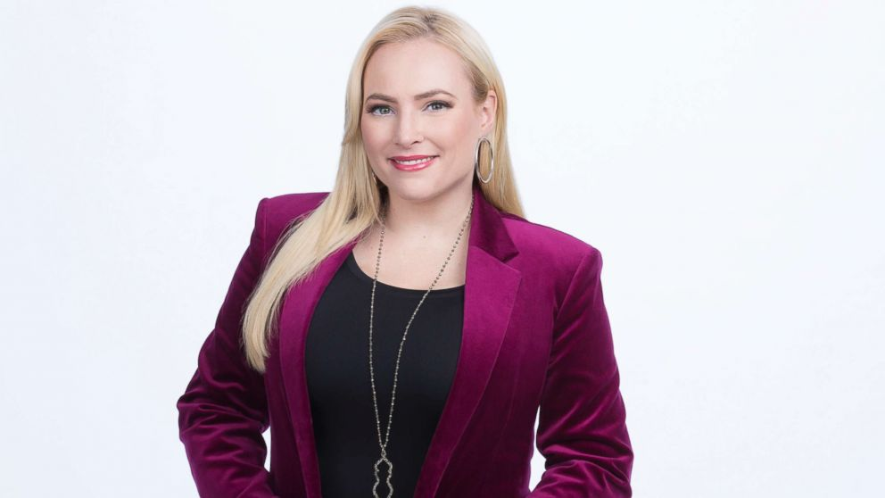 "Meghan McCain is a co-host on ABC's ""The View."""