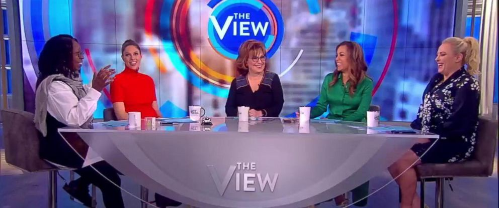 "PHOTO: ""The View"" co-hosts discussed controversial comments about women over 50 from French author Yann Moix Wednesday."