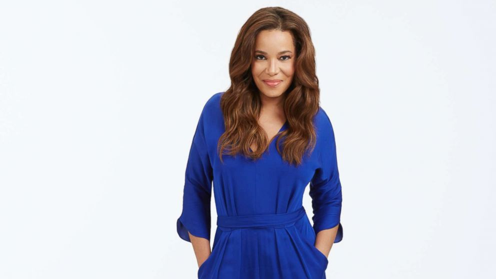 """Sunny Hustin co-hosts ABC's """"The View"""", Monday-Friday, 11 a.m. - 12 noon, ET, on the ABC Television Network."""
