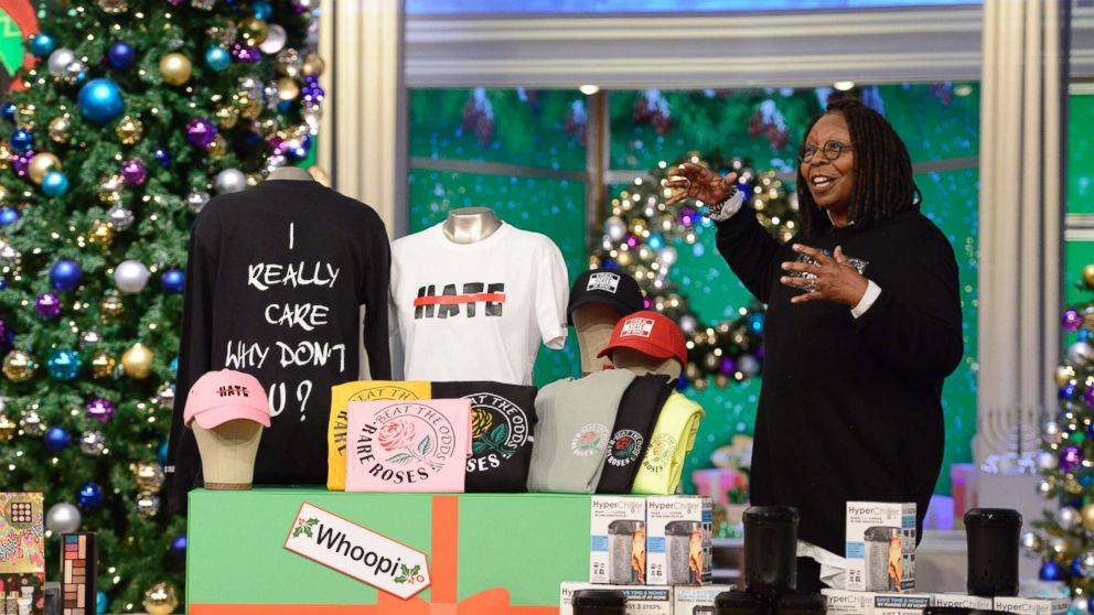 9b46b4ef1 'The View' co-hosts' favorite gifts under $50 - ABC News