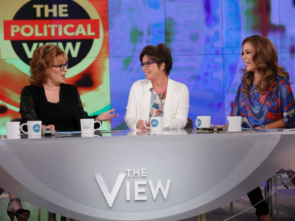 Valerie Jarrett laughs off Roseanne Barr meltdown on The View