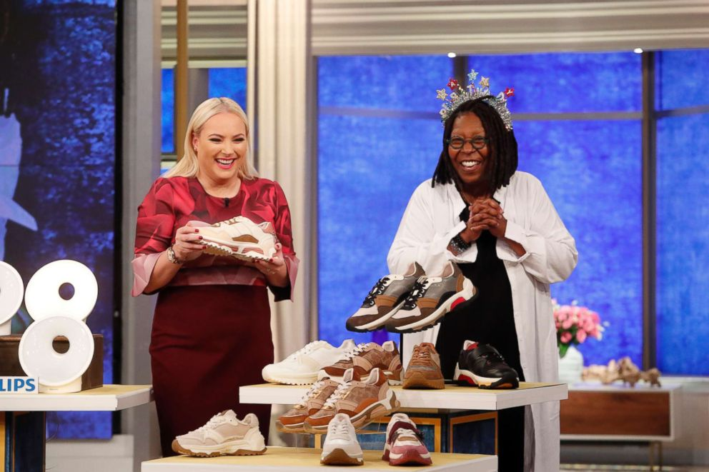 Whoopi Goldberg reveals her favorite things of the season including the Coach c143 sneakers.